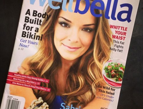 Magazine Cover – WellBella