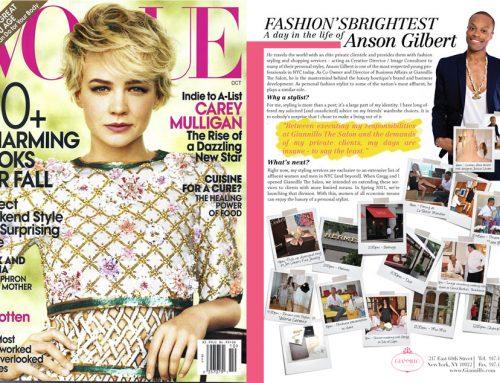 Vogue – October 2010