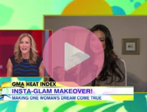 InstaGlam Makeover GMA